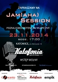 Koncert Jam(aha) Session